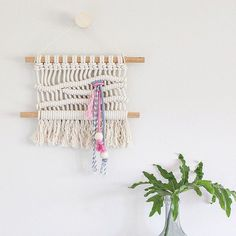 [H E A D S up] Closing our online store from this Saturday for a few weeks. Workshop tickets will still be available. Otherwise you can still catch us on our email!! Happy days!! #shopclosed #macrame #wallhanging