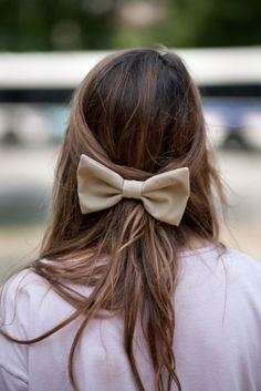 Though I am probably to old for bows, I still love them.