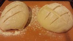 Il pane e la pizza in un unico impasto