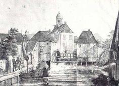 De haven van Almelo rond 1790   http://www.toenwasalmelonogmooi.nl/
