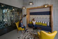 Informal Meeting Areas - Bespoke Furniture Seating Area