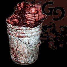 Bucket-O-Parts available at Hauntedprops.com