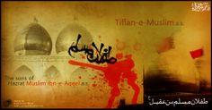 Tiflan e Muslim the sons of Muslim Ibn Aqeel a.s