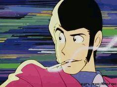 Cool smoker of the night: Arsene Lupin the Third #anime #otaku #otakuworld #animelover #animeworld #animelife #otakuforever #animegirl
