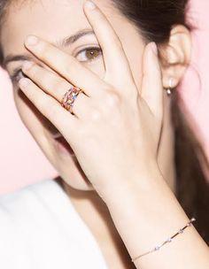Little Stars Rings Antonella Macchia Jewelry