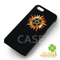 supernatural symbol of anti possession-1nny for iPhone 5SE case