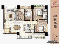 建案平面圖 | 新店指標建案-長虹峰華 - 一起來當新店人~『智偉的新店房地產手記』 Plane, Floor Plans, Building, Construction, Aircraft, Airplanes, House Floor Plans, Airplane, Planes