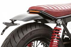 Mas é prazer puro. Essa XS 400 feita pela Ellaspede é do tipo de moto que proporciona prazer em todos os momentos: desde se olhar, até ...
