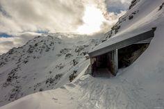 Skiing in Switzerland is adventurous