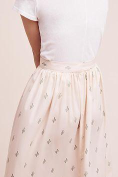 Cacti Midi Skirt