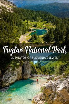 Triglav National Park is a true gem located in Slovenia; if youre looking for inspiration and Triglav National Park photos youre in the perfect place. European Destination, European Vacation, European Travel, Travel Europe, Time Travel, Beautiful Places To Visit, Cool Places To Visit, Places To Travel, Travel Destinations
