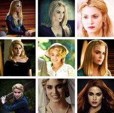 Rosalie Cullen. Pure beauty. My favorite character.