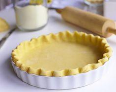 Food Processor Pie Crust