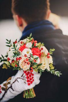 Рябиновая свадьба Даниила и Юлии