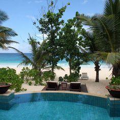 @Expert Africaa at Mahe Island, Seychelles - Banyan Tree Seychelles
