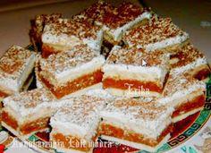 Hungarian Recipes, Hungarian Food, Tiramisu, French Toast, Dessert Recipes, Food And Drink, Sweets, Breakfast, Cake