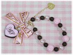 Melty Chocolate Bracelet (Pink)