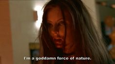 Ginger Snaps Horror Movie Quotes, Horror Movies, Ginger Snaps Movie, Katharine Isabelle, Werewolf Girl, Wild Girl, About Time Movie, Teenage Years, Monster Girl