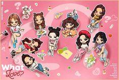 Kpop Drawings, Disney Drawings, Cute Drawings, Nayeon, Twice What Is Love, Kpop Posters, Twice Fanart, Rapper, Jihyo Twice