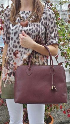 #bag #fashion #bordeaux #fashion2014 #outfit #pigal #pigalboutique www.pigal.com