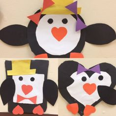 Penguin Crafts to do after reading our favorite penguin children's books.