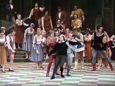 Romeo and Juliet Bessmertnova Lavrovsky Bolshoi  http://www.youtube.com/user/jkircher314