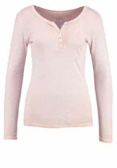 Bluzka z długim rękawem - old pink