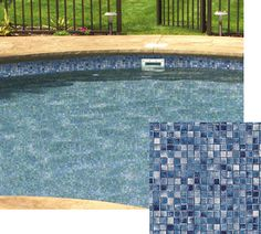 Brown Pool Liners Lotus W Sand Pebble Bottom Things I