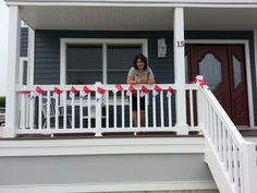 Our house with dutch decoration hihi