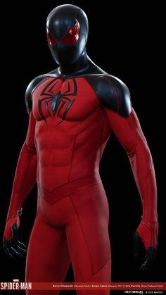 All Spiderman, Spiderman Pictures, Spiderman Suits, Amazing Spiderman, Marvel Comics, Marvel Vs, Marvel Heroes, Marvel Characters, Scarlet Spider Kaine