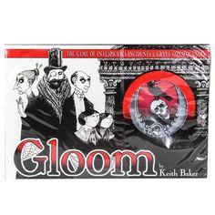 Gloom by Keith Baker | ToyZoo.com