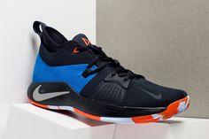 Nike PG 2 in OKC Thunder Colors - EUKicks.com Sneaker Magazine