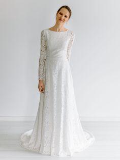 Olden – Tuva Listau Lace Wedding, Wedding Dresses, Ford, Elegant, Design, Fashion, Brother, Velvet, Bride Gowns