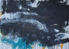 I AM acrylic on canvas 100 x 140 cm