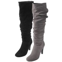 $29.99 Journee Collection Womens Slouchy High Heel Boots  From Journee Collection   Get it here: http://astore.amazon.com/ffiilliipp-20/detail/B005Q36EYC/183-9878291-9343559