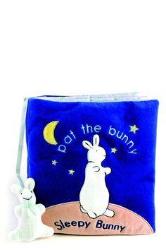 Pat the Bunny cloth book