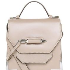 ba22bb764a35 Mackage beige bag. Famous designer. Mackage designer bag. 2 in 1. Also mini  cross body. Two interior compartments. Detachable adjustable cross body  strap.