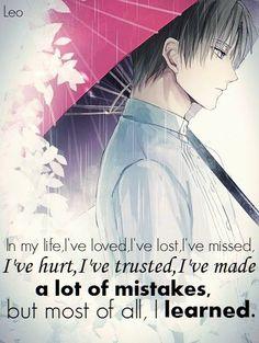 Eu não permiti que gente sem noção me dissesse o que fazer. Eu fui adiante. Fiz da minha fraqueza, força. Fiz da minha tristeza, resiliência. Eu erro sim. E vou continuar errando.