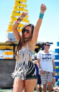 coachella fashion | Fashion inspiration: Coachella (26 photos) » coachella-fashion-2