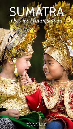 Sumatra Occidental : deux semaines chez les Minangkabau Brunei, Minangkabau, Vietnam Voyage, Padang, Cool Places To Visit, Travel Inspiration, Asia, Blog Voyage, Beautiful