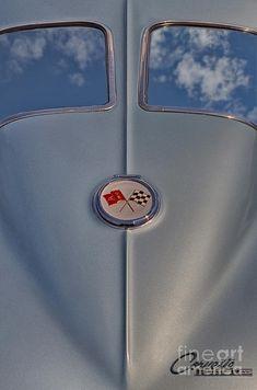 1963 #Corvette Stingray #ClassicCar #QuirkyRides dot com