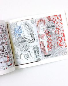 Matt Leines Sketchbooks (Volume Art Book-Matt Leines-Strange Ways Visual Journals, Art Diary, Illustration Art, Illustrations, Sketchbook Ideas, Sadie, Sketchbooks, Zine, Wall Tapestry
