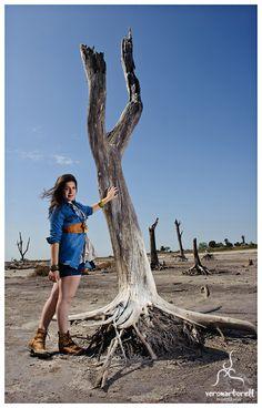 Foto de quinceañera para bok fotografico