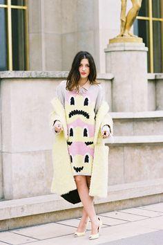 Vanessa Jackman: Paris Fashion Week AW 2012...Eleonora