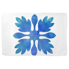 Hawaiian Quilt Patterns, Hawaiian Quilts, Baby Quilt Patterns, Paper Piecing Patterns, Quilting Patterns, Quilting Designs, Ocean Quilt, Aloha Hawaii, Hawaiian Flowers