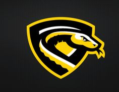 Logos for the Down Under Football League - a potential American football league in Australia. This team is named after the various types of pythons common to Western Australia. Team Mascots, Baseball Mascots, Python Logo, Sports Decals, American Football League, Sports Team Logos, Game Logo, Animal Logo, Cool Logo
