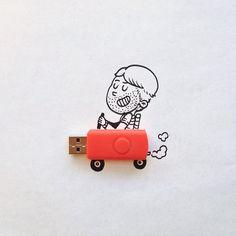 USB drive: basic and fundamental technology all students need