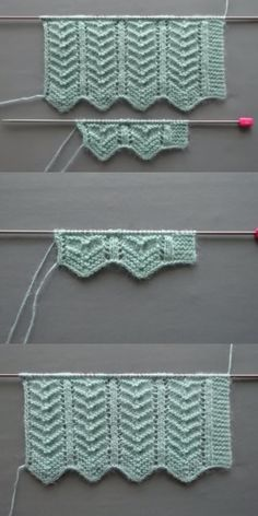Discover thousands of images about Best 10 Best Beautiful Easy Knitting Patterns - Knittting Crochet - Knittting Crochet Intarsia Knitting, Knitting Stiches, Knitting Blogs, Sweater Knitting Patterns, Lace Knitting, Simple Knitting, Cross Stitch Pattern Maker, Stitch Patterns, Crochet Patterns