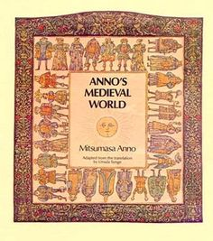 This book is a bit different than Anno's other travel books. This has text about how medieval people viewed their world.