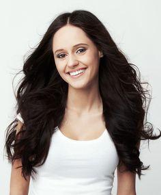Luxy Hair Clip-In Hair Extensions Mocha Brown   Color 1C   160 grams